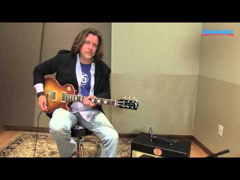 65amps Ventura Amplifier Demo at GearFest '13 - Sweetwater Sound