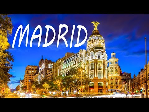 WALKING DISTANCE MADRID