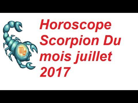 horoscope scorpion du mois juillet 2017 youtube. Black Bedroom Furniture Sets. Home Design Ideas