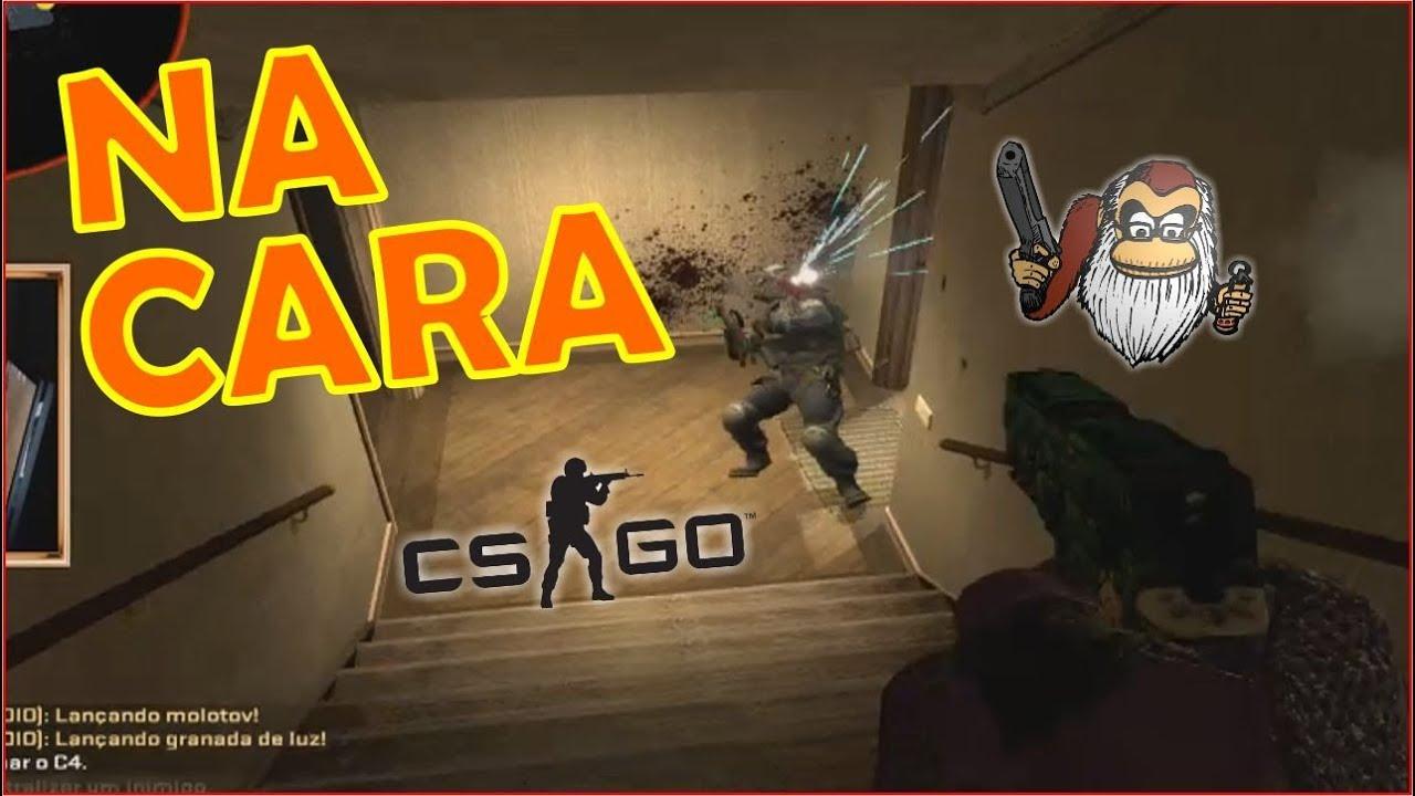 90db9c1b6702 CS GO - NA CARA - Pistola não perdoa - 4K - GuyleRamos - YouTube