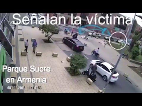 Robo Parque Sucre Armenia