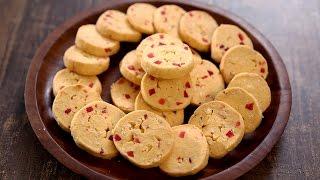 Tutti Frutti Biscuits Recipe  Easy Tea Time Snack Recipe
