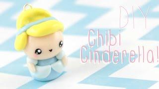 Chibi Cinderella DIY charm ♡    Kawaii Friday