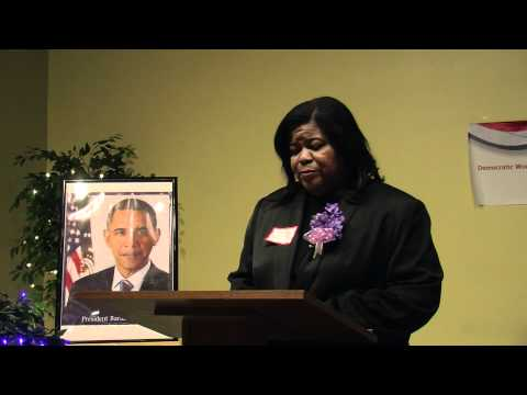 DWSS: Deb Galloway talks to the Democratic Women of the South Suburbs