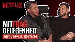 Marvin Kren & Benjamin Hessler - Showrunner Freud | Mitfraggelegenheit | Netflix