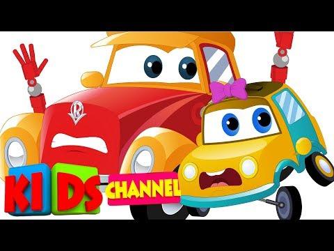 Super Car Royce | Car Cartoons For Babies thumbnail