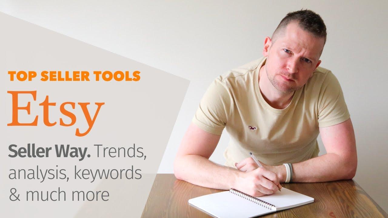 Etsy Seller Tips & Tools (Etsy SEO) - Seller Way
