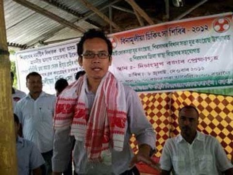 Chief Minister Tarun Gogoi's son set to make election debut