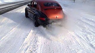 #914. GAZ M-20 Pobeda Sport [RUSSIAN AUTO TUNING]