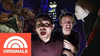 "Tour Halloween Horror Nights, Featuring Michael Myers And ""Stranger Things"" 
