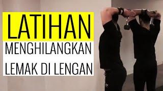 Cara Menghilangkan Lemak Di Lengan / Arm Workout By Rismanfitness