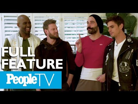 The Queer Eye's Fab Five Makeover PEOPLE Writer's Husband (FULL) | PeopleTV | Entertainment Weekly