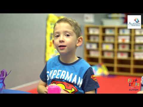 First Steps For Autism - Program Overview