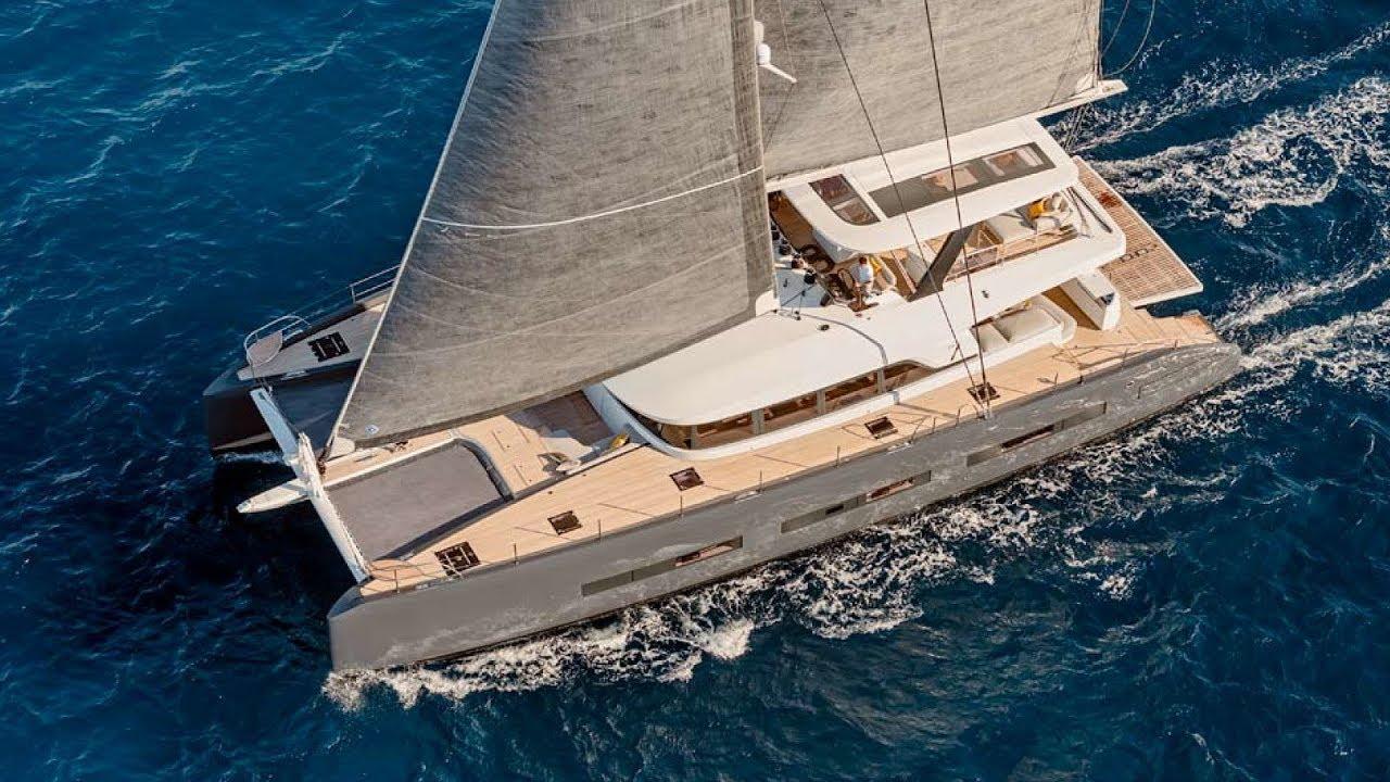 Lagoon 77 Catamaran 2018 - The Biggest (23,3m) Lagoon Ever Made!