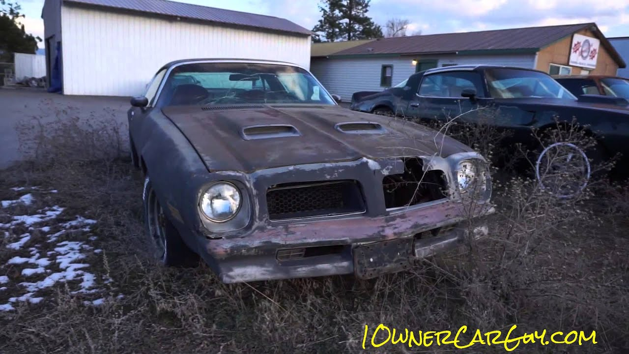Classic Car Lot Video Classics Cars For Sale Project Muscle Part ...