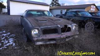 Classic Car Lot Video Classics Cars For Sale Project Muscle Part #3