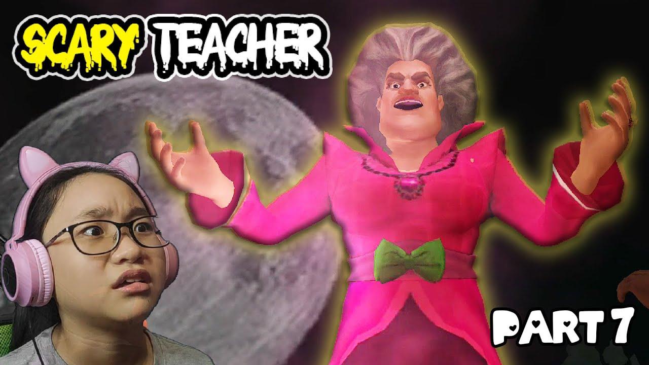 Download Scary Teacher 3D HALLOWEEN CHAPTER - Gameplay Walkthrough Part 7 - Let's Play Scary Teacher 3D!!!