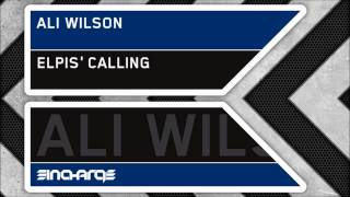 Ali Wilson - Elpis