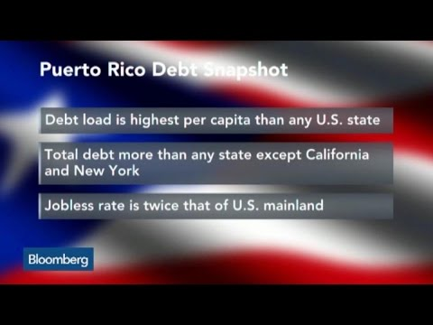 Inside Puerto Rico's Debt Problem
