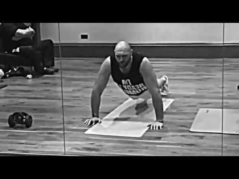 TYSON FURY | SPARRING & TRAINING FOR COMEBACK #BOXING