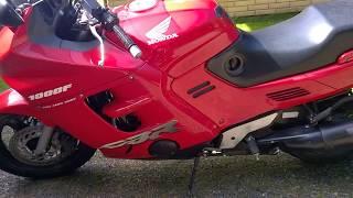 Honda CBR 1000F -SC24 2000