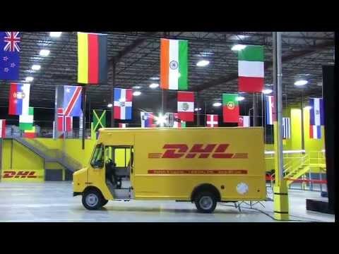 DHL'S NEW MEGA FACILITY