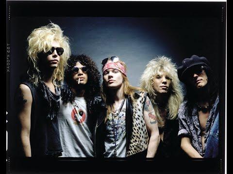Guns-n-Roses - Самая скандальная группа. Ранние годы
