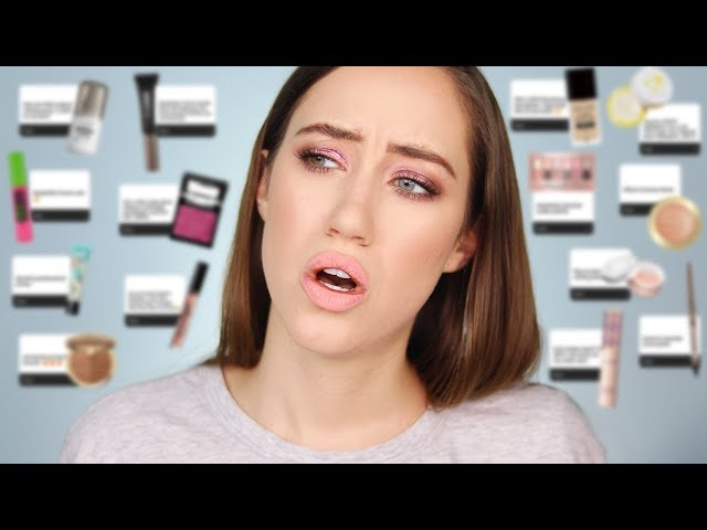 I Tried All The Makeup YOU Hate