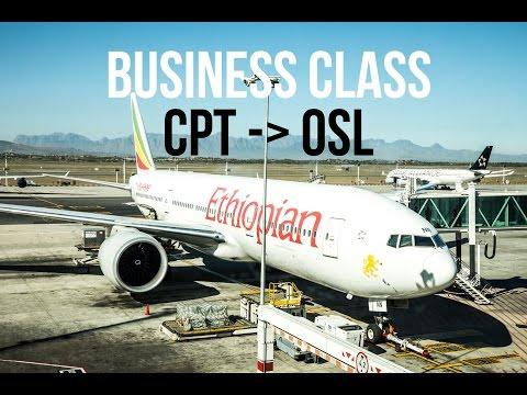 ZURÜCK VON KAPSTADT NACH HANNOVER MIT ETHIOPIAN AIRLINES IN DER BUSINESS CLASS! 😀
