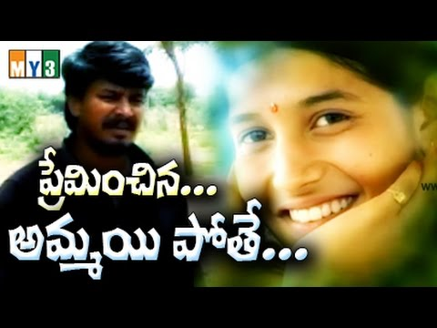 Cheliya Okka Sari  Folk Video Songs - ప్రేమించిన అమ్మాయి పొతే - Telugu private Folk Video songs
