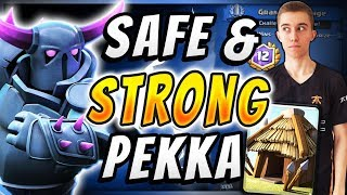 INSANE! NEW PEKKA DECK HAS NO BAD MATCHUPS! — Clash Royale