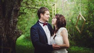 АРТ  проект Свадьба в стиле БОХО Шик