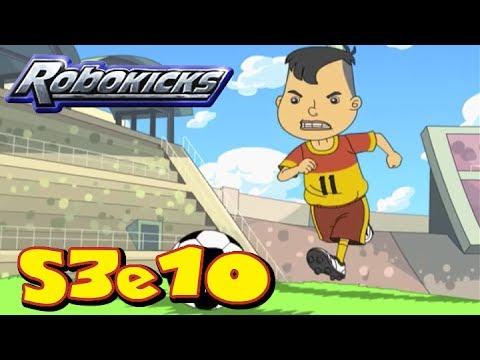 Robokicks (Bola Kampung) | S3E10 |  The First Challenge