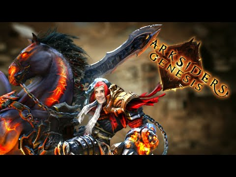 Played a game in short amount of time | Darksiders Genesis |