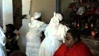 HAITIAN VODOU; SOCIETE TIPATIPA MANMIE TOYE/ CEREMONIE -INITIATION TEL-786-326-0365