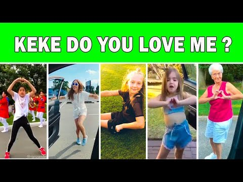 DRAKE - In My Feelings Challenge l KEKE DO YOU LOVE ME ? KIDS and NOT ONLY KIDS | Milena Way