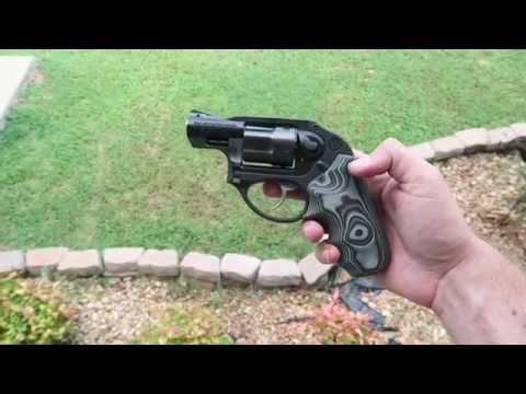 Hogue G-Mascus G-10 Grips (LCR) - YouTube