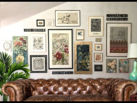 IOD Gallery Wall Series Episode 1