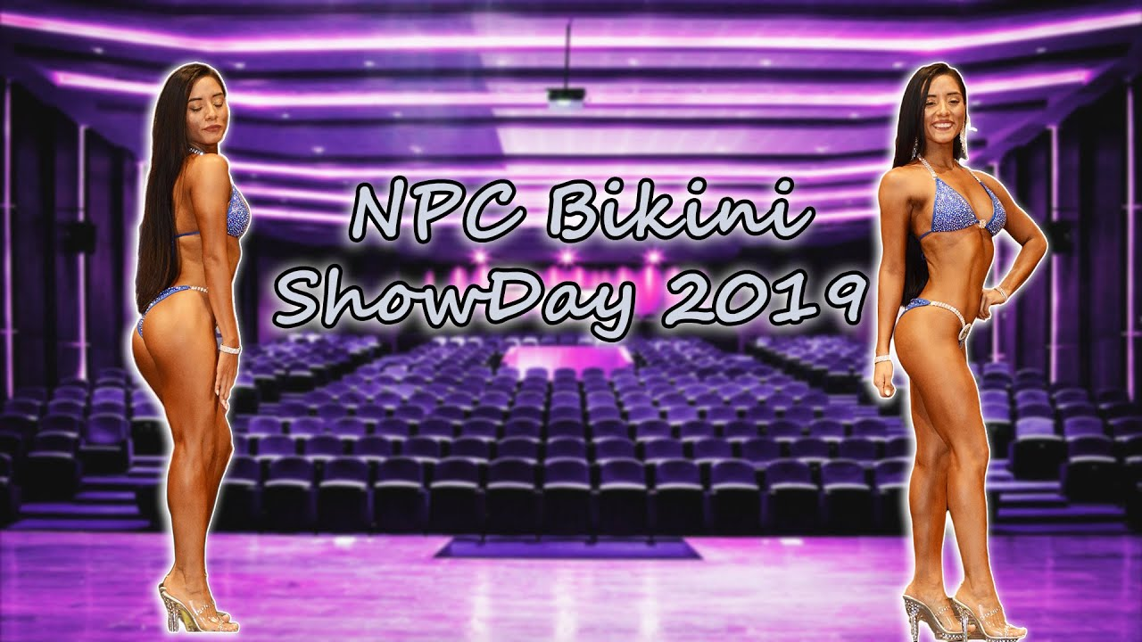 SHOW DAY NPC 2019 DID I JUST PLACE?!
