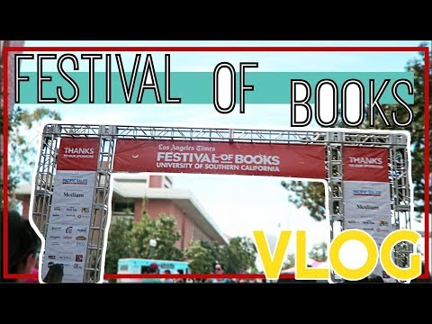LA Times festival of Books || 2018