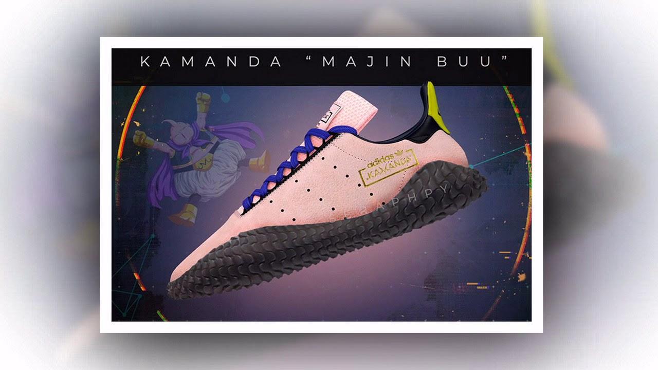 online retailer cf51e 4fcbe Gohans Dragon Ball Z x adidas Deerupt