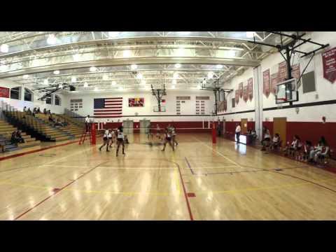 Sleepy Hollow Volleyball 10/20/15 - Clip 3
