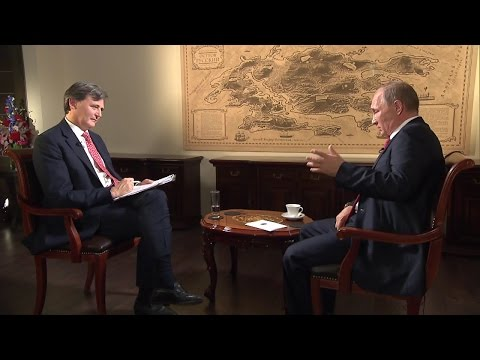 EXCLUSIVE: Full Interview with Vladimir Putin by Bloomberg