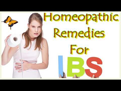 Homeopathic Remedies for IBS Treatment