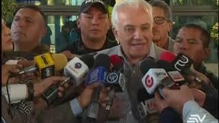 Consejo de Participación Ciudadana pide revisión del caso FIFA Gate Ecuador