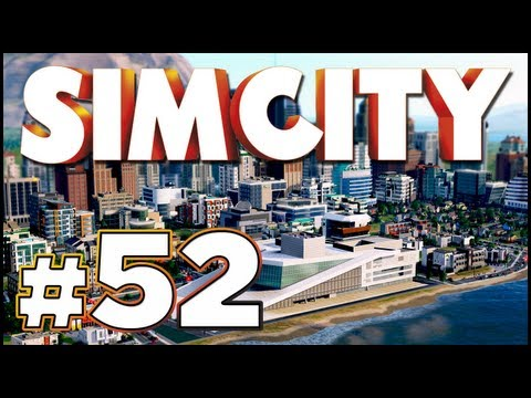 SimCity: Ep 52 - Amusement Park DLC