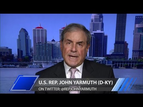 U.S. Rep. John Yarmuth (D-KY) Joins Larry on PoliticKING   Larry King Now   Ora.TV