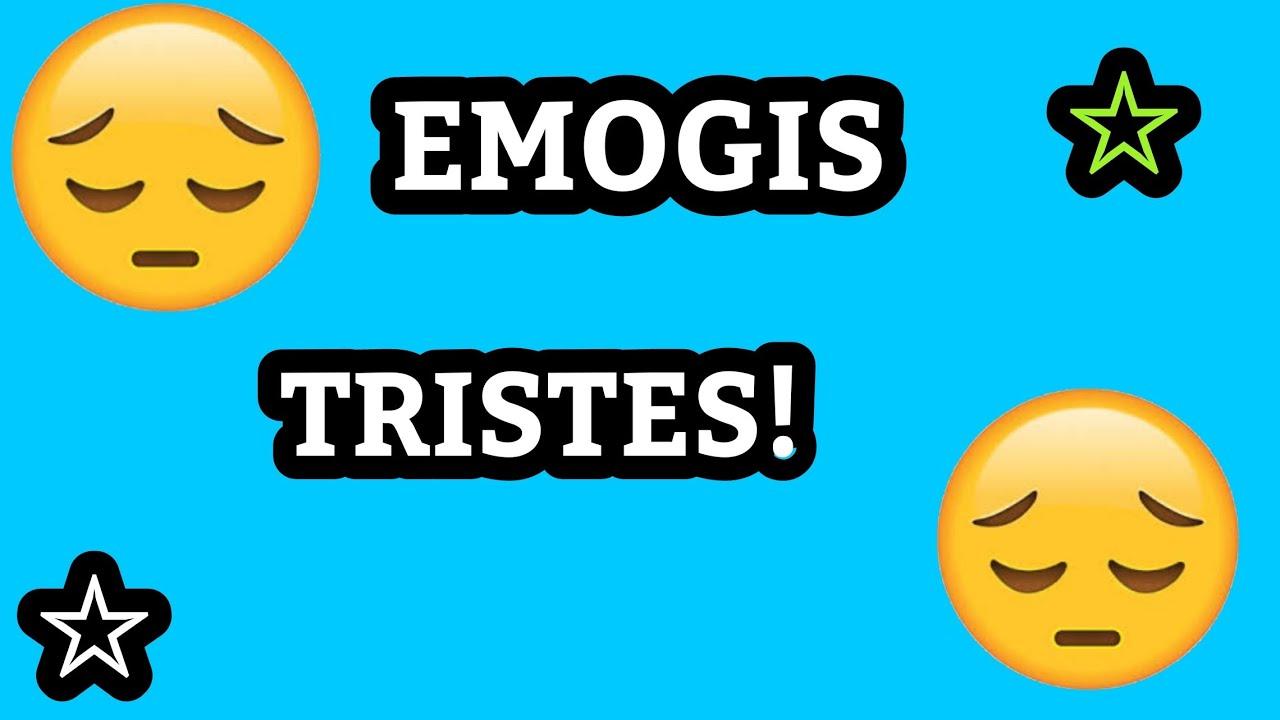 Fotos De Emojis Tristes Youtube