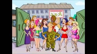 Теперь ты в армии! - видеоролик для солдат и курсантов