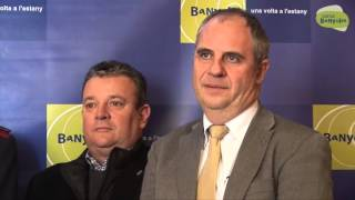 L' Ajuntament de Banyoles atorga dues medalles d'argent a dos Mossos d'Esquadra